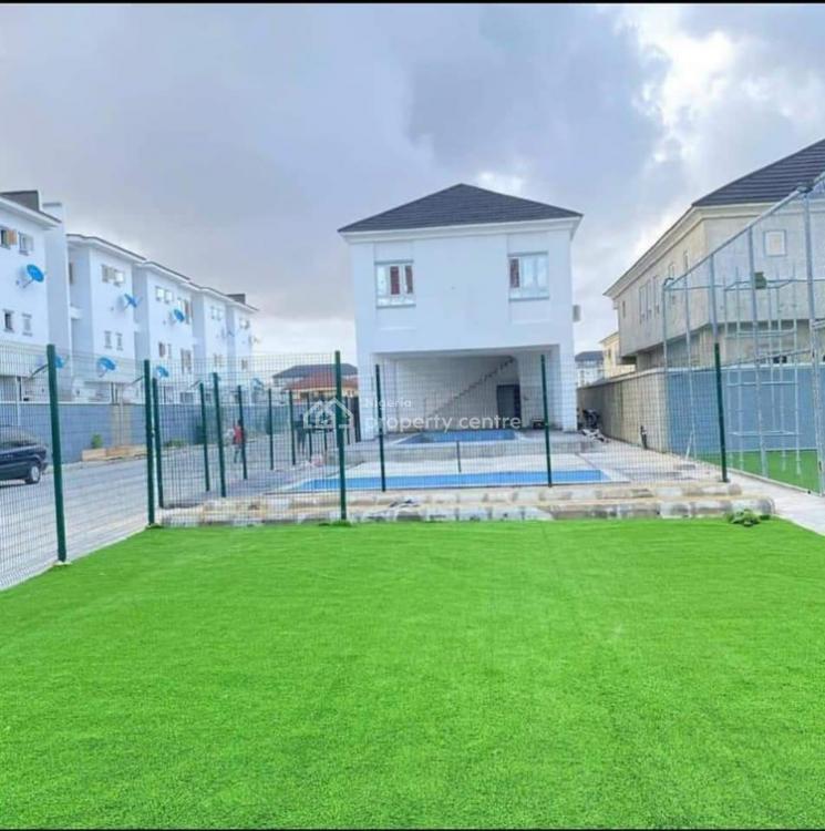 4 Bedroom Semi Detached Duplex., Lekki Phase 1, Lekki, Lagos, Semi-detached Duplex for Sale