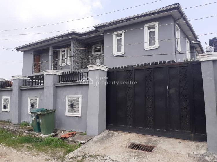 Relatively New 3 Bedroom Up Flat All Rooms Ensuite, Taodak Off Yetunde Brown Ifako, Gbagada, Lagos, Flat for Rent