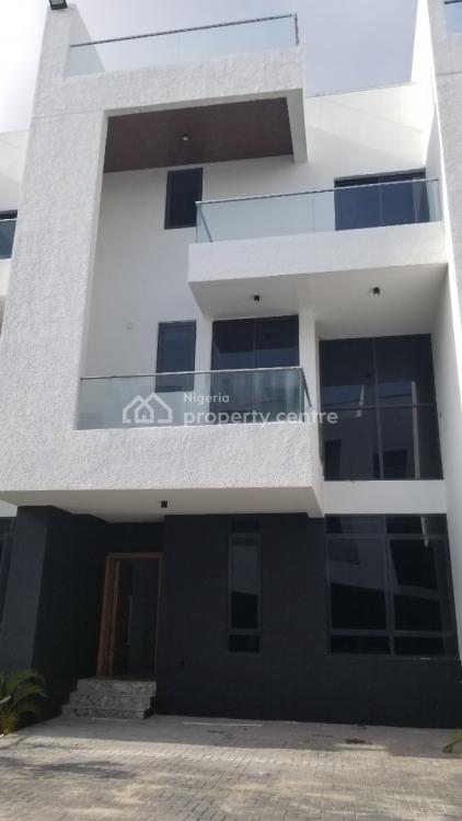 Luxury 4 Bedrooms Terrace House, Off Idowu Martins Street, Victoria Island (vi), Lagos, Terraced Duplex for Rent