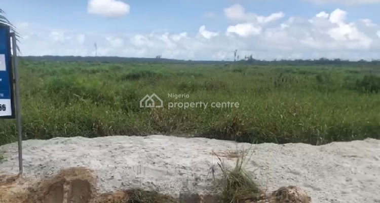 Best Offer!! Land in a Good Location with a Gazette Title!!, Oju Agbe Community, 5 Mins Away From Pan Atlantic University, Ibeju Lekki, Lagos, Land for Sale
