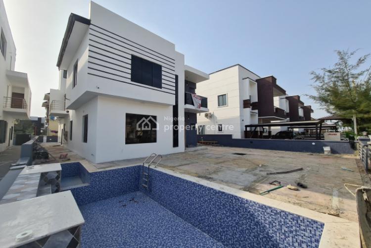 Tastefully Finished 5 Bedroom Detached House with Swimming Pool, Megamound Estate, Lekki, Lagos, Detached Duplex for Sale