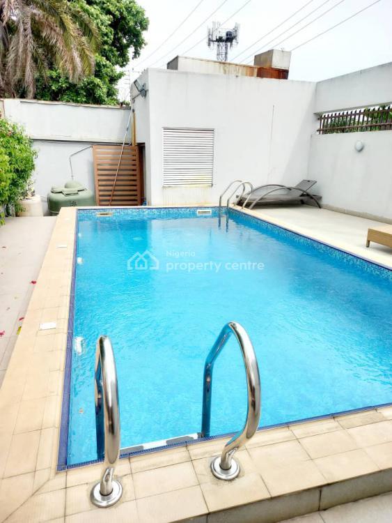 Brand New 5 Bedroom Terrace  Duplex, Old Ikoyi, Ikoyi, Lagos, Terraced Duplex for Sale