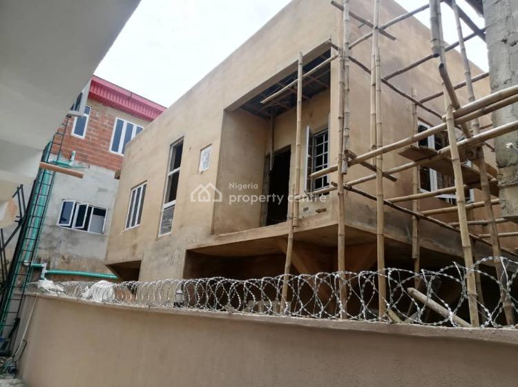 Luxury 4 Bedroom Duplex, Akoka, Yaba, Lagos, Detached Duplex for Sale
