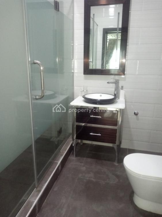a  New 4 Bedroom Apartment with Bq, Gym 24 Hrs Light, Pool, Off Kingsway Road, Ikoyi, Lagos, Flat for Rent