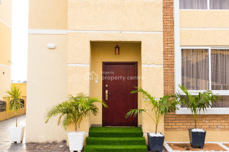 Modernistic 4 Bedroom Duplex with Playstation 5 and Luxury Facilities, Western Foreshore Estate, Osapa, Lekki, Lagos, Detached Duplex Short Let