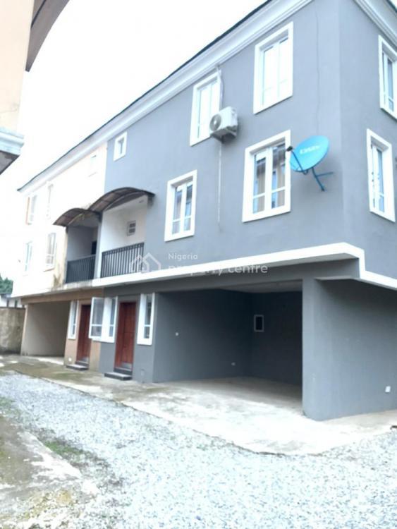 Executive Luxury 4 Bedroom Terrace Duplex with Bq and 3 Parking Space, Ikeja Gra, Ikeja, Lagos, Terraced Duplex for Rent