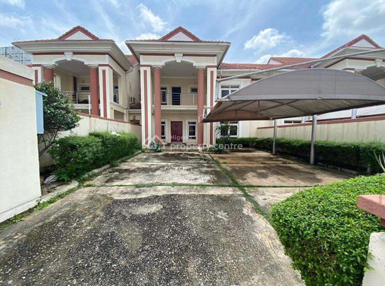 Luxury 4 Bedroom Semi Detached Duplex & 2 Rooms Bq, Life Camp, Abuja, Semi-detached Duplex for Rent