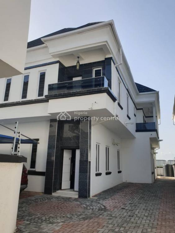 Luxury 4 Bedroom Fully Detached Duplex, Chevron Drive, Lekki, Lagos, Detached Duplex for Rent