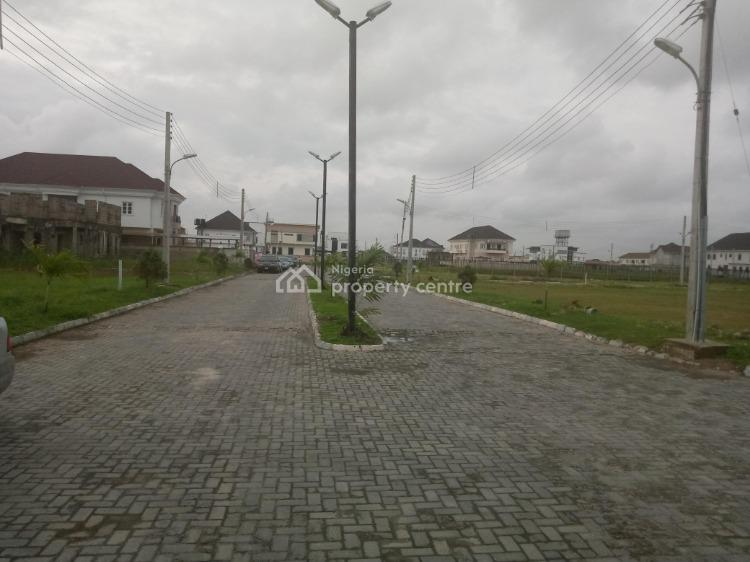 400sqm Land with Global Certificate of Occupancy, Orchid Road/lake View Park 11, Lafiaji, Lekki, Lagos, Residential Land for Sale