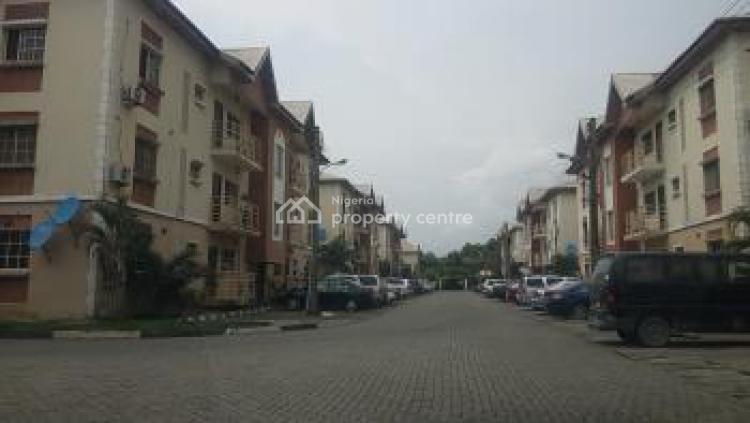 3 Bedroom Upper Floor Apartment with a Staff Room, Oba Elegushi Estate Off Mobil Road, Ajah, Lagos, Flat for Rent