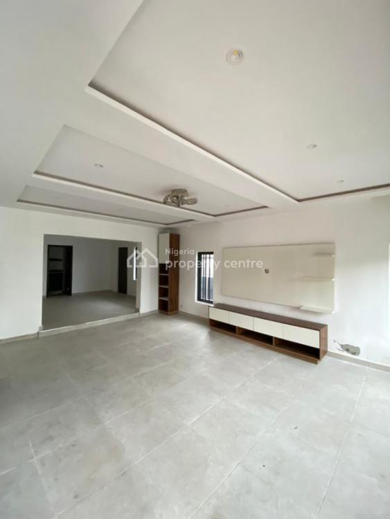 Luxury 4 Bedroom Detached Duplex with Bq, Chevron, Lekki, Lagos, Semi-detached Duplex for Sale