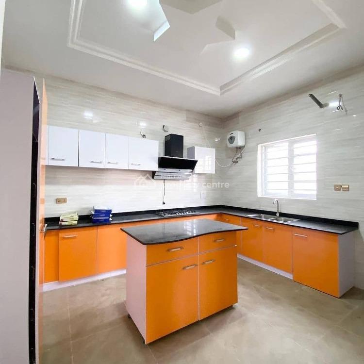 Luxury 4 Bedroom Terrace Duplex with Bq, Ologolo...., Ologolo, Lekki, Lagos, Flat for Sale