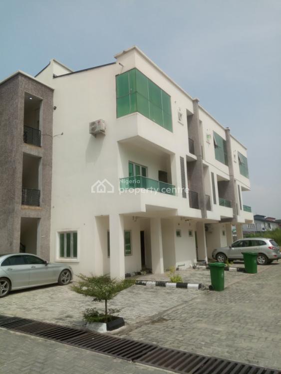 One Bedroom Apartment, Alternative Route Chevron, Lekki, Lagos, Mini Flat for Rent