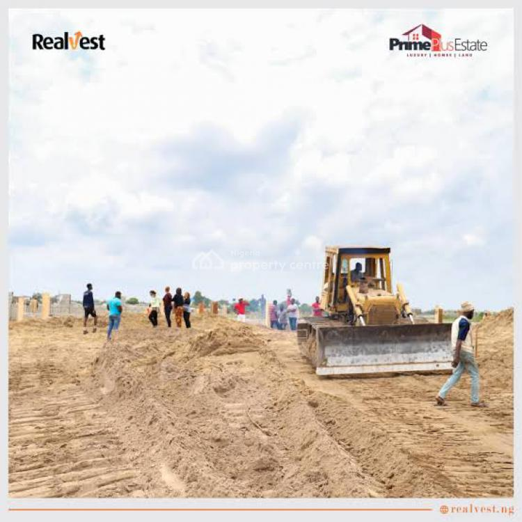 Gazetted Land in a Gated Residential Estate Available, Lekki, Lagos, Residential Land for Sale