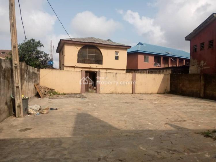 5 Bedroom Fully Detached Duplex, a.i.t. Road Off Lagos - Abeokuta Express Way, Alagbado, Ifako-ijaiye, Lagos, Detached Duplex for Sale