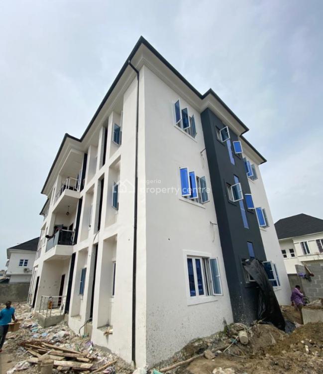 Luxury 3 Bedroom Apartment, Osapa London, Lekki, Lagos, Block of Flats for Sale