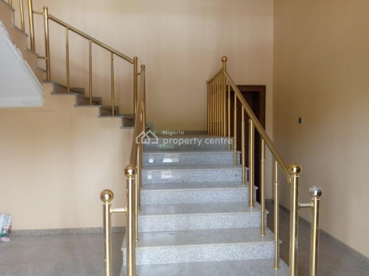 4 Bedroom Detached Duplex, Off T Y Danjuma Street, Asokoro District, Abuja, Detached Duplex for Sale