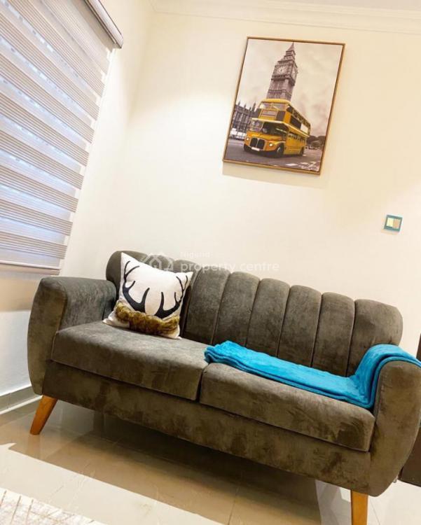 1 Bedroom, Freedom Way, Lekki Phase 1, Lekki, Lagos, Semi-detached Duplex Short Let