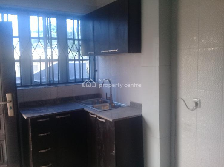 Newly Built 2 Bedroom Flat All Rooms Ensuite  with Guest Toilets, 55, Off Montgomery Street, Sabo, Yaba, Lagos, Flat for Rent