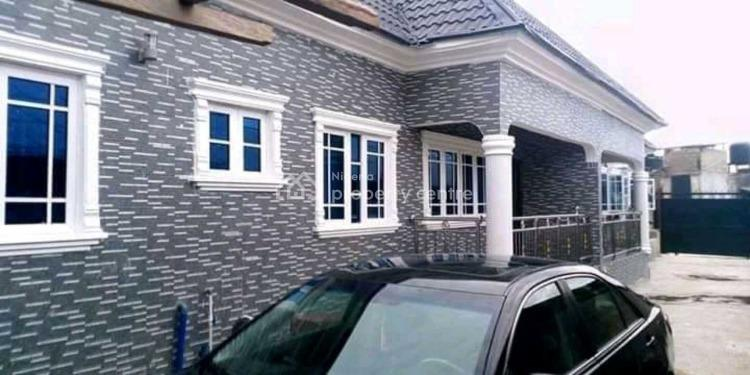 2 Unit of 3 Bedroom Flat, New Road By Ebis Guest House Road, Yenagoa, Bayelsa, Detached Bungalow for Sale