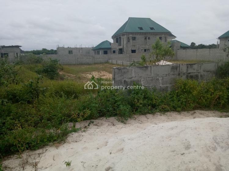 600sqm Fenced Land with Global C of O, Adeba, Ibeju Lekki, Lagos, Residential Land for Sale