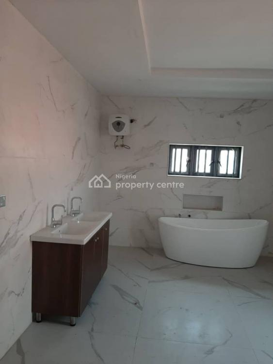 Smart Home of 5 Bedrooms Fully Detached House with Bq, Swimming Pool, Gra Phase 2, Magodo, Lagos, House for Sale