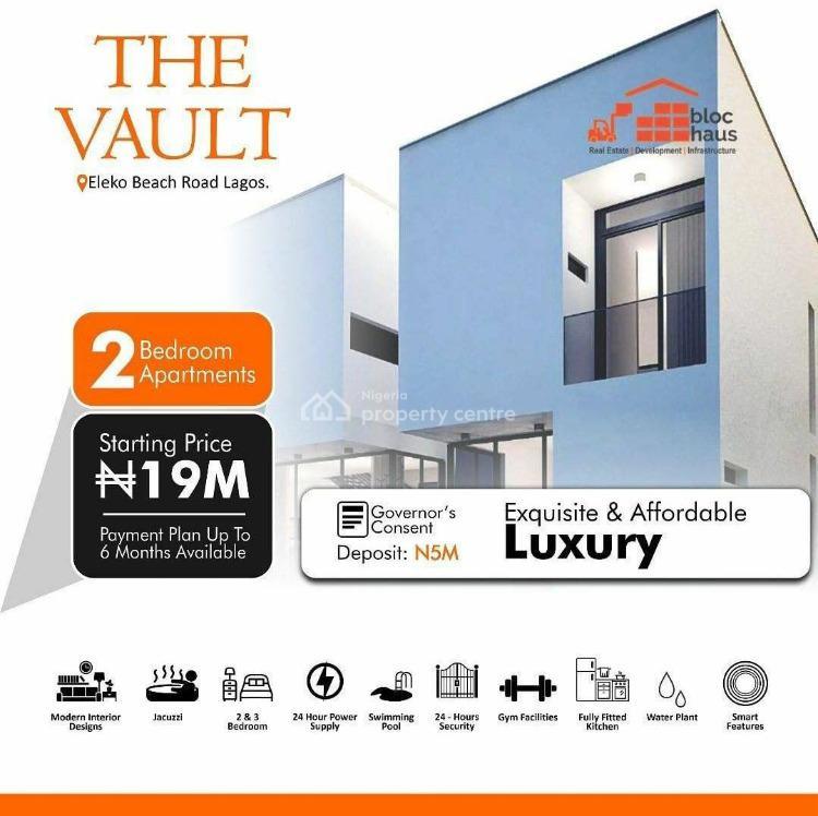 Luxury Maisonette House, The Vault Maisonette, Eleko, Ibeju Lekki, Lagos, Detached Duplex for Sale