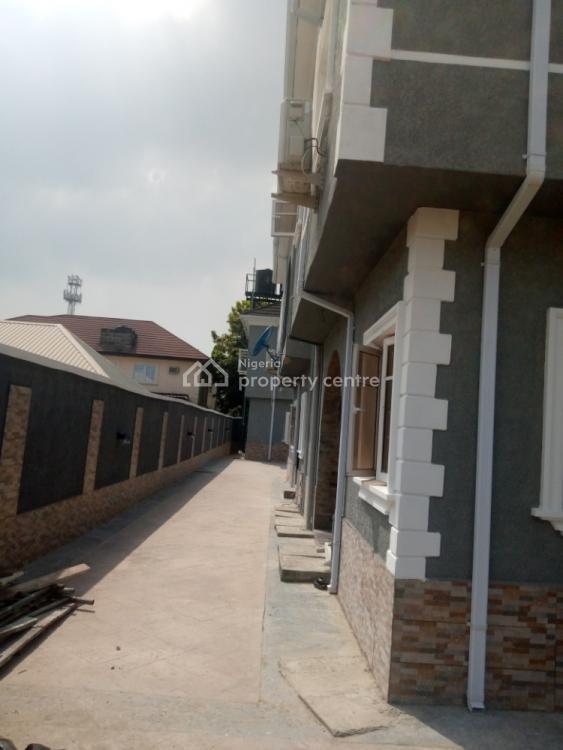 Luxury 3 Bedrooms Flat with All Room En-suite, Daniyan Natalia Street, Lekki Phase 1, Lekki, Lagos, Flat for Rent