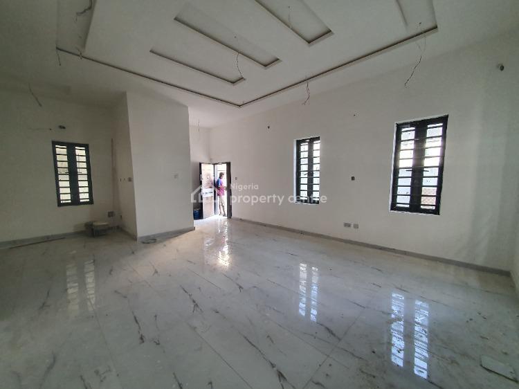 Cozy 5 Bedroom Detached House with Bq, Chevron, Lekki, Lagos, Detached Duplex for Sale