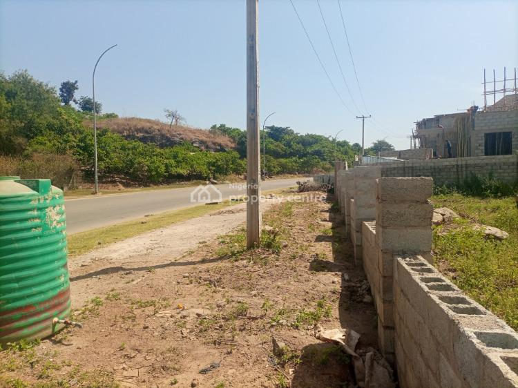 a Land Measuring 860sqm Build and Live, Guzape, Guzape District, Abuja, Residential Land for Sale