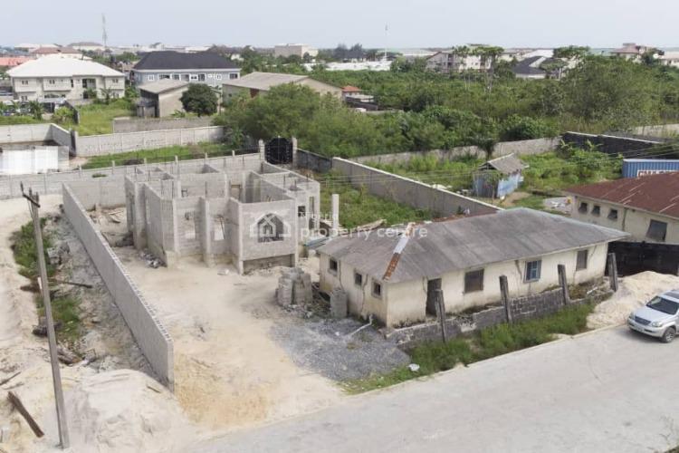 Magnificient Fully Detached 5 Bedrooms Mansion, Green Park Estate, Abijo, Lekki, Lagos, Detached Duplex for Sale