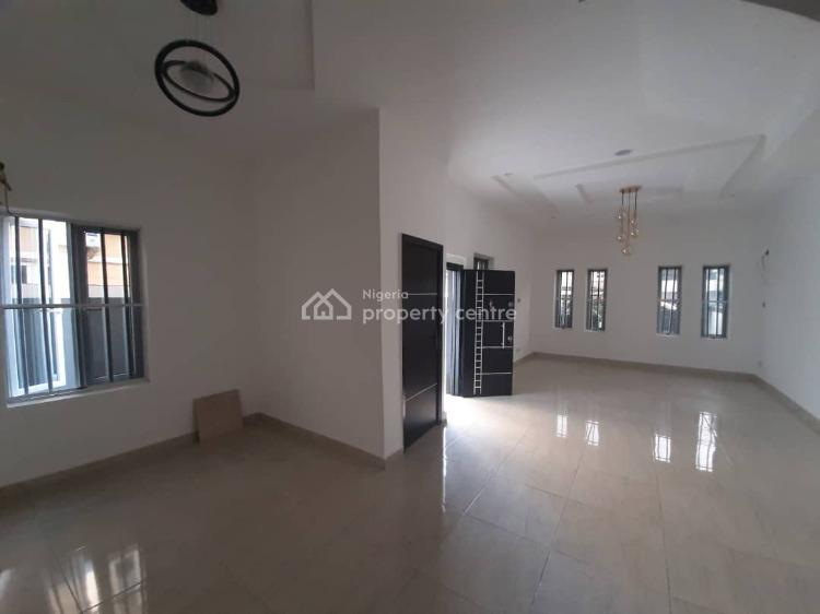 4 Bedroom Semi Detached House with Bq, Chevy View By Chevron Head Office, Lekki, Lagos, Semi-detached Duplex for Rent