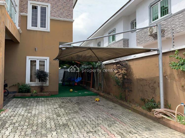5 Bedrooms Fully Detached Duplex, Off Omorinre Johnson, Lekki Phase 1, Lekki, Lagos, Detached Duplex for Sale