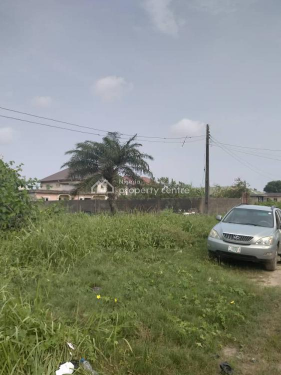 Discount and Affordable Plots of Land in a Strategic Place, Peace Gardens By Iba Lcda, Iba, Ojo, Lagos, Residential Land for Sale
