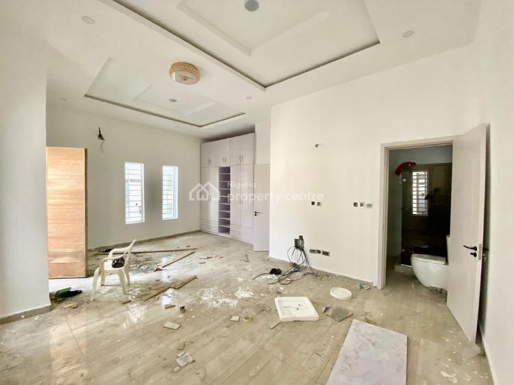 Newly Built 4 Bedroom Full Detached Duplex, Osapa London, Osapa, Lekki, Lagos, Detached Duplex for Sale