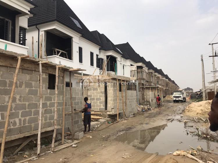4 Bedroom Duplex with Bq, Osapa London, Osapa, Lekki, Lagos, Flat for Sale