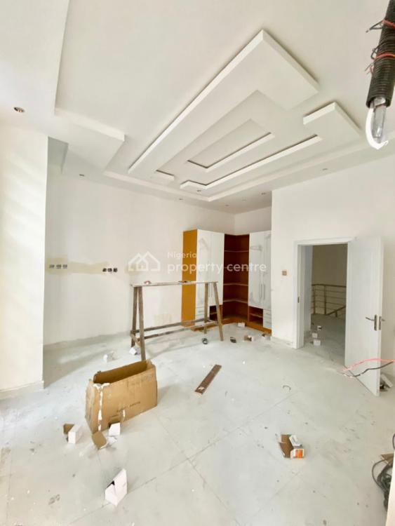 Newly Built 4 Bedrooms Semi Detached Duplex, Idado, Lekki, Lagos, Semi-detached Duplex for Sale