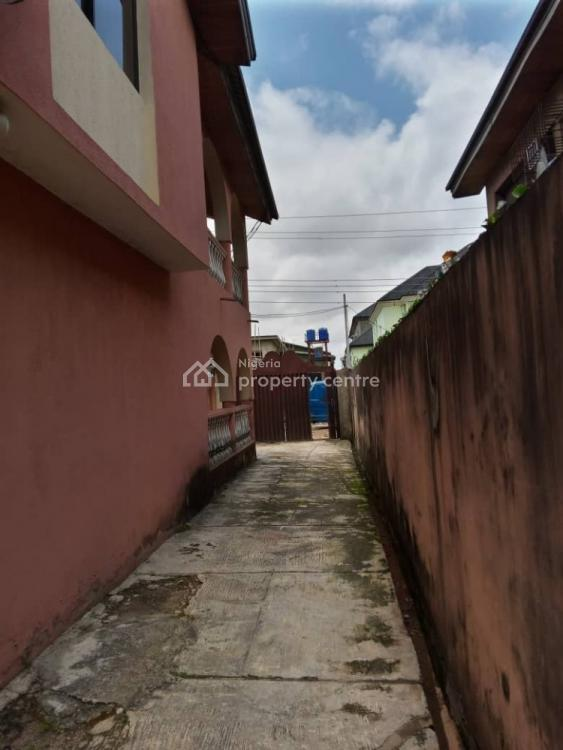 a 5 Bedroom Duplex with 2 Units 3 Bedroom Flat, Leonard Street, Ago Palace, Isolo, Lagos, Semi-detached Duplex for Sale