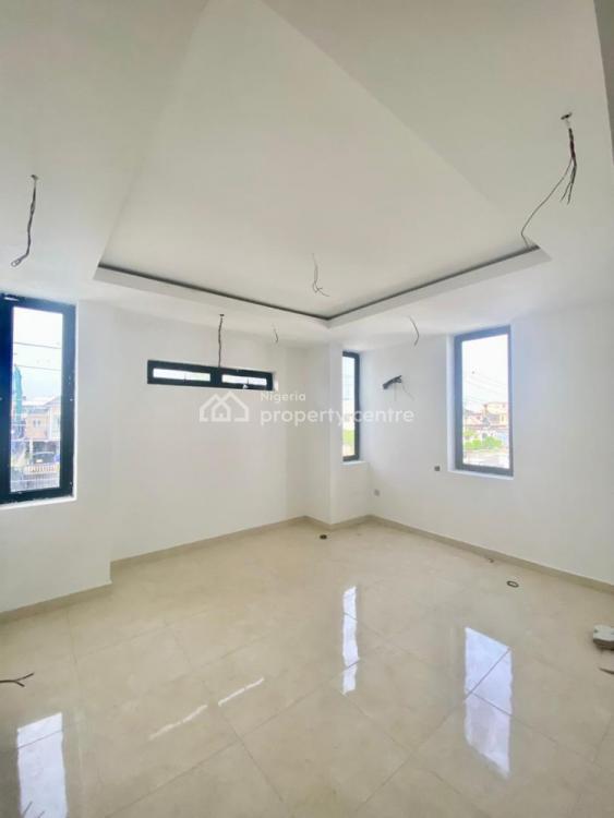 Newly Built 4 Bedrooms Semi Detached Duplex, Lekki Phase 1, Lekki, Lagos, Semi-detached Duplex for Sale