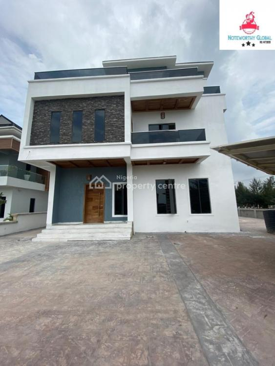 Five (5) Bedroom Fully Detached with Bq, Lekki County Homes, Lekki, Lagos, Detached Duplex for Sale