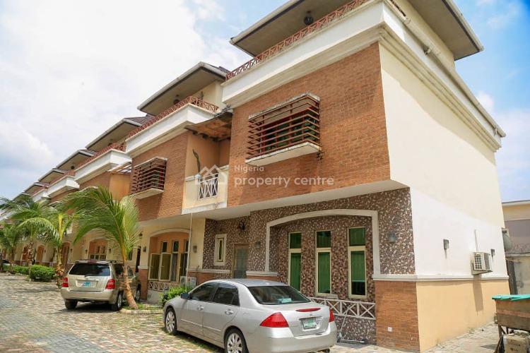 4 Bedroom Terrace Duplex, Idado, Lekki, Lagos, Terraced Duplex for Rent