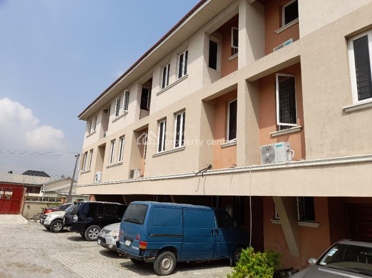 4 Bedroom Terrace Duplex with Excellent Facilities, Ikate, Lekki, Lagos, House for Rent