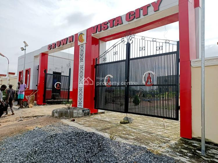 Plots of Land in Airport Road, Behind Trade More Estate, Lugbe District, Abuja, Residential Land for Sale