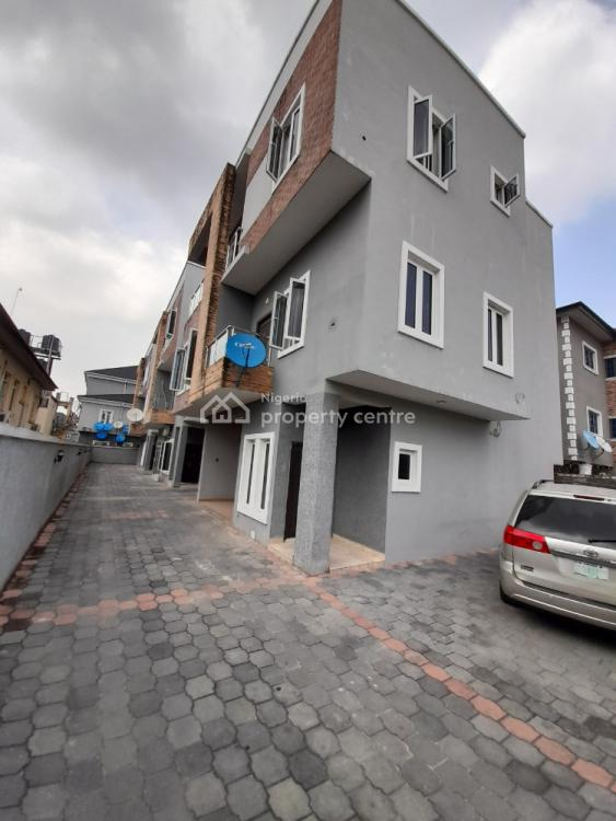4 Bedrooms Self Serviced Apartment, Ikate, Lekki, Lagos, House for Sale
