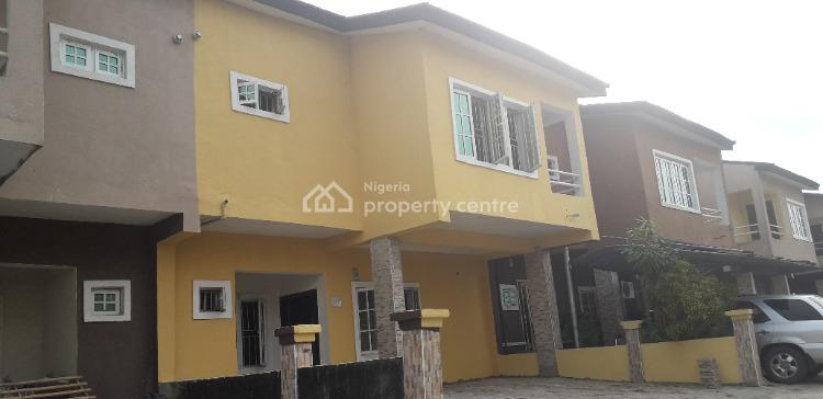 a Fully Finished 4 Bedroom Terrace Duplex All Rooms Ensuite, Lekki Gardens Phase Two By Abraham Adesanya Roundabout, Lekki, Lagos, Terraced Duplex for Rent
