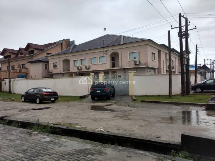 2 Units of 3 Bedrooms Semi-detached Duplex, U3 Estate, Lekki Phase 1, Lekki, Lagos, Semi-detached Duplex for Sale