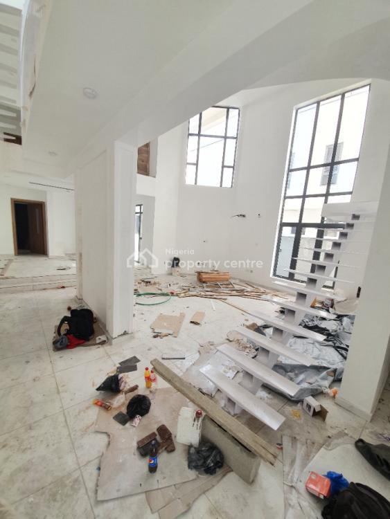 4 Bedroom Semi Detached Duplex with Bq, Lekki County Estate, Ikota, Lekki, Lagos, Semi-detached Duplex for Sale