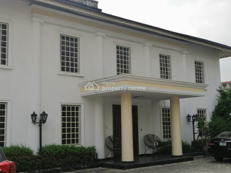 Luxury Home:  Exquisite 5 Bedrooms House with Large Swimming Pool, Victoria Island (vi), Lagos, Detached Duplex for Sale