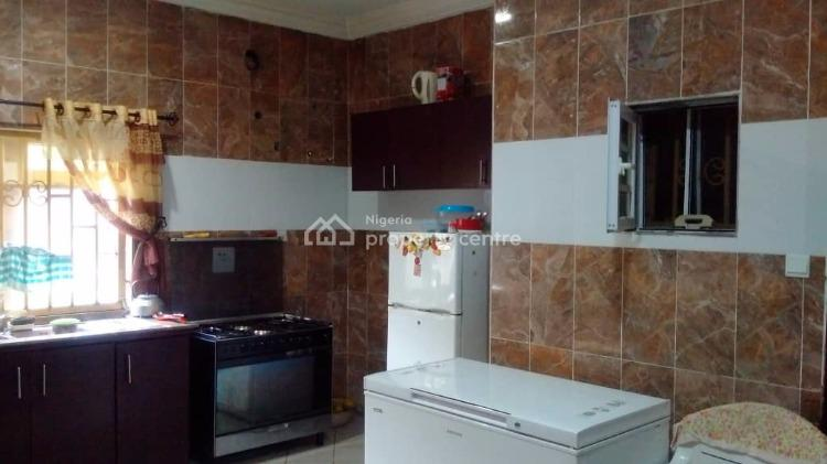Beautiful 3 Bedrooms Bungalow with 2 Rooms Bq, Pentville Estate, Lokogoma District, Abuja, Detached Bungalow for Sale
