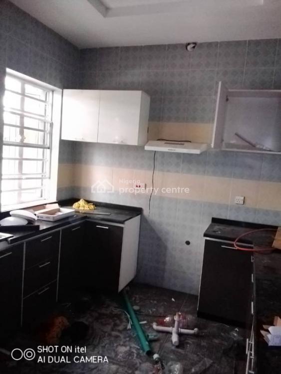 Beautiful 4 Bedroom Semi Detached, Osapa, Lekki, Lagos, Semi-detached Duplex for Rent